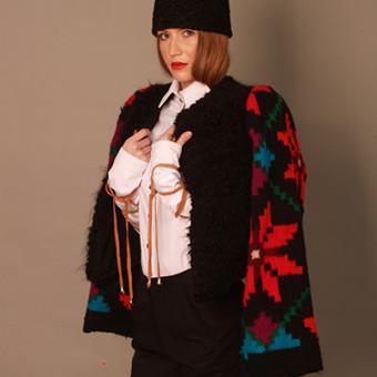 haina din lana batacita la rau5