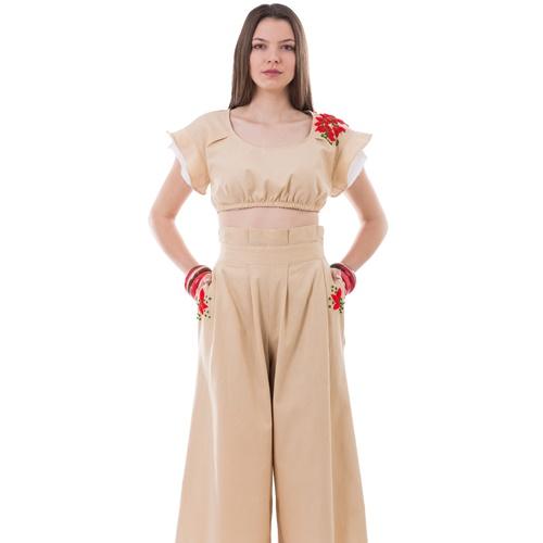 19 Compleu pantaloni cu top (1)
